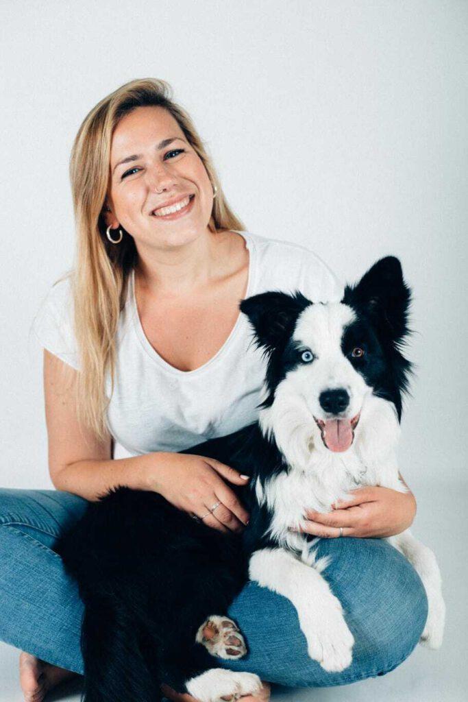 כלבנות טיפולית מאיה